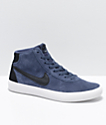 Nike SB Bruin Hi Thunder Blue & Summit White Skate Shoes
