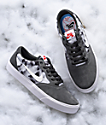 Nike SB Chron SLR Dorm Room Atmosphere Grey & Crystal Wash Skate Shoes