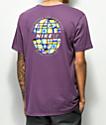 Nike SB Dri Fit Global camiseta morada