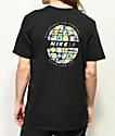Nike SB Dri Fit Global camiseta negra