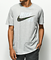 Nike SB Dri-Fit Grey T-Shirt