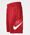 Nike SB Dri-Fit Sunday shorts rojos
