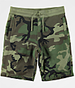 Nike SB Everett Camo Sweat Shorts
