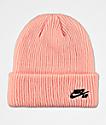 Nike SB Fisherman Storm Pink Beanie