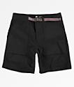Nike SB Flex Everett Black Shorts