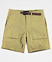 Nike SB Flex Everett Khaki Shorts