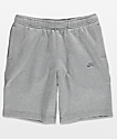 Nike SB Grey Fleece Shorts