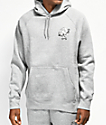 Nike SB Icon Flower Grey Hoodie