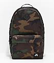 Nike SB Icon Iguana Green Camo Backpack