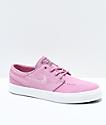 Nike SB Janoski Kids Elemental Pink Skate Shoes