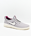 Nike SB Nyjah Free Atmosphere zapatos de skate en gris y baya