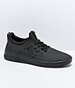 Nike SB Nyjah Free Summit zapatos skate en negro