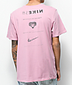 Nike SB Patch Light Red T-Shirt