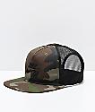 Nike SB Pro gorra de camionero de camuflaje