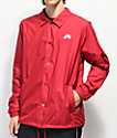 Nike SB Red Coaches Jacket