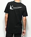 Nike SB Roses camiseta negra