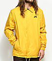 Nike SB Shield Gold Coaches Jacket