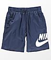 Nike SB Sunday Dri-Fit Blue Shorts