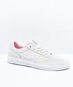 Nike SB Team Classic zapatos de skate grises y rosas