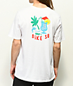 Nike SB Tropical White T-Shirt