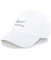 Nike SB White Dad Hat