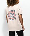 Ninth Hall Ava Run Away jersey de béisbol en color caqui