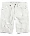 Ninth Hall Con shorts en color crema