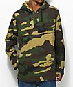 Ninth Hall Falcon chaqueta anorak camuflada