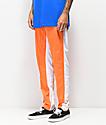 Ninth Hall Nordberg pantalones de chándal anaranjados