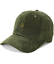 Ninth Hall Trifecta Forest Green Baseball Hat
