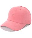 Ninth Hall Trifecta gorra béisbol en rosa