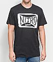Nitro Circus Patch camiseta negra