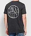 Nitro Circus Wave Black T-Shirt