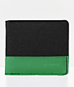 Nixon Atlas Showdown Rasta Bi-Fold Wallet