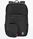 Nixon Daily Black Backpack