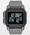 Nixon Regulus reloj gris oscuro
