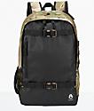 Nixon Smith III Multi-Camo & Black Backpack