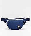 Nixon Trestles Red, White & Blue Fanny Pack
