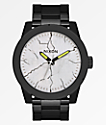 Nixon x Metallica Corporal SS And Justice For All Black Watch