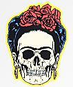NoHours Frieda Skull Sticker