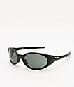 Oakley Eye Jacket Matte Black & Grey Prizm Sunglasses