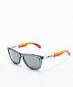 Oakley Frogskins Grips Crystal Black Prizm Sunglasses