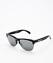 Oakley Frogskins Lite Polished Black Prizm Sunglasses