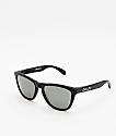 Oakley Frogskins Matte Black Prizm Polarized Sunglasses