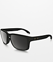 Oakley Holbrook Matte Black Prizm Polarized Sunglasses