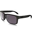Oakley Holbrook Woodgrain Prizm Polarized Sunglasses