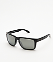 Oakley Holbrook XL Matte Black Prizm Polarized Sunglasses