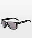 Oakley Holbrook gafas de sol en negro mate y gris cálido