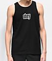 Obey 1990 Black Tank Top
