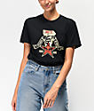 Obey 30 Years of Dissent 3 Decades Black Oversized T-Shirt
